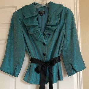 Adriana Appel evening essentials size 8 jacket
